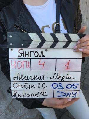 Містичний трилер про ситуацію в місті: про що знімають кіно у центрі Чернівців – фото