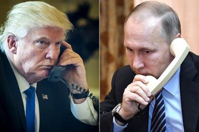 З'явиися подробиці переговорів Трампа та Путіна. Обговорювалися вибори в Україні