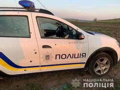 На Одещині фермер обстріляв з рушниці поліцейський автомобіль