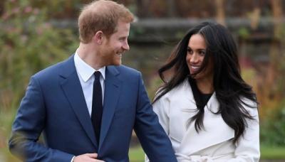 У Меган Маркл і принца Гаррі народилася дитина