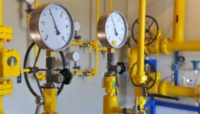 В Україні скоротилось споживання газу на 14%
