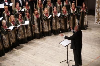 Знаменита хорова капела «Думка» виступила у Чернівцях – фото