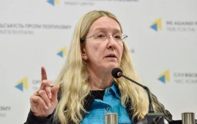 Супрун подала судовий позов проти журналіста Дубінського