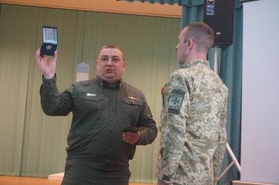 У Чернівцях відзначили день прикордонника - фото