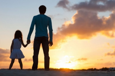 Батько і донька: чому може навчити тільки тато