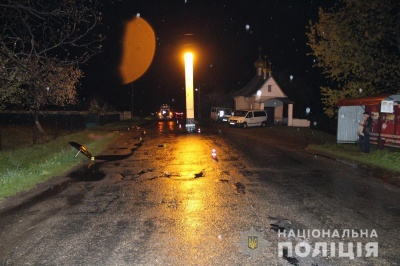 На Буковині BMW збив велосипедиста, постраждалий загинув