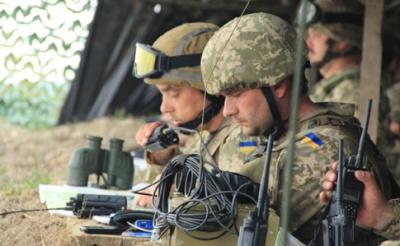 Військовим, які залучені до участі в ООС, підвищили зарплату