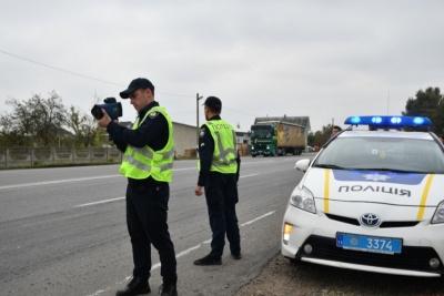 Із початку роботи радарів TruCam поліцейські зафіксували 150 тис. порушень на дорогах