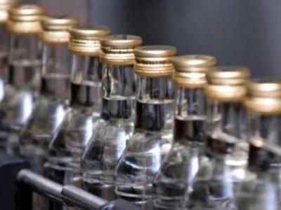На Буковині вилучили понад 19 тонн контрафактного спирту