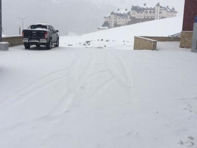 На північному заході Туреччини випав сніг