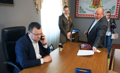 У суді заявили, що повернення Каспрука на посаду мера Чернівців було законним