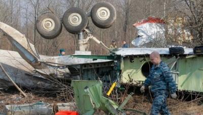 Російський слідком дозволив відкрити Польщі доступ до фрагментів Ту-154 Качинського