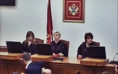 У Чорногорії двох росіян засудили за організацію спроби держперевороту