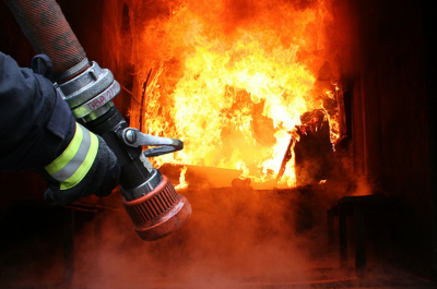 У пожежі в Путилі загинули десятки кролів і курчат