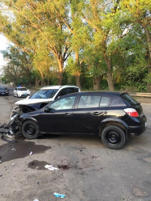 ⚡️У Чернівцях на Сторожинецькій зіткнулись дві автівки, є постраждалі