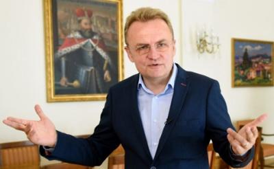 """Садовий розповів про плани """"Самопомочі"""" на парламентські вибори"""