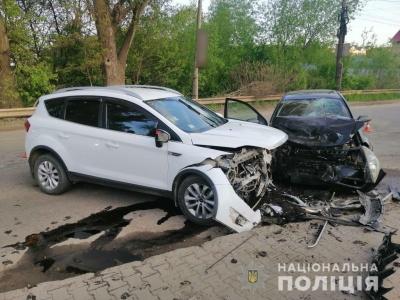 У Чернівцях у ще одній ДТП постраждало двоє дітей