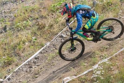 До Чернівців приїхало 50 велогонщиків на чемпіонат України з маунтинбайку