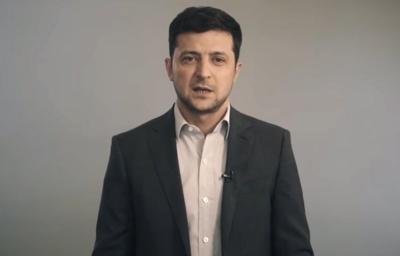 """Зеленський заявив, що Порошенко """"коїть незворотнє"""" та закликав Раду ухвалити дату інавгурації"""