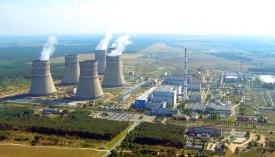 Сьогодні на атомних станціях України працює 11 з 15 енергоблоків