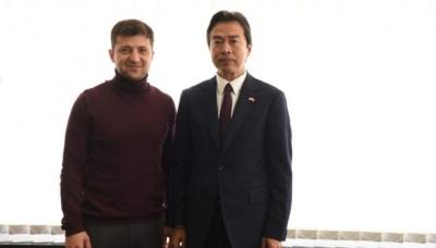 Зеленський зустрівся із послом Китаю - говорили про інвестиції