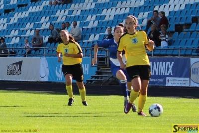 Буковинська дівоча футбольна команда зіграє черговий матч у Чернівцях