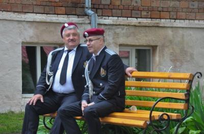 У Чернівецькому військово-спортивному ліцеї відзначили річницю створення - фото