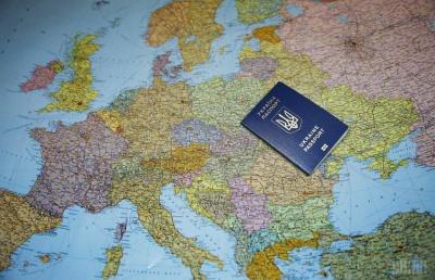 Понад 2 мільйони українців уже скористалися перевагами безвізового режиму з Євросоюзом