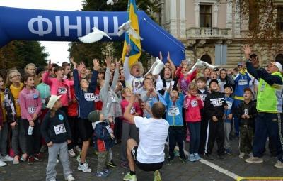 «Біг Миру 2019»: «Особливі» діти з родинами братимуть участь в забігах у Чернівцях