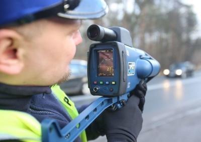 Більше контролю швидкості: на Буковині з'являться ще два радари TruCam