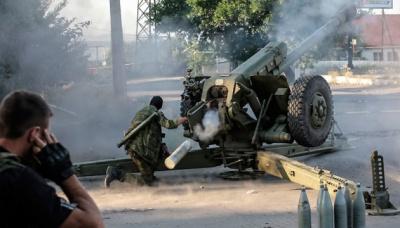 На Донбасі ОБСЄ зафіксувала танки та артилерію окупантів за межами місць зберігання