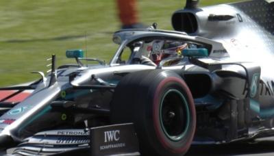Формула-1: Гран-прі Іспанії виграв Гемілтон