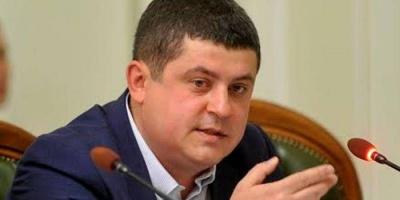 Бурбак з фракцією виступив проти інавгурації Зеленського 19 травня