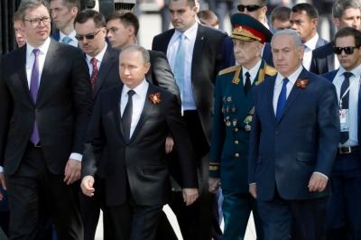 У Росії хочуть святкувати ще один День перемоги