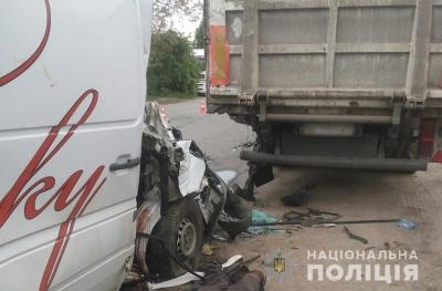 На Хмельниччині у ДТП загинув мешканець Чернівців
