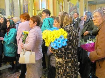 У Чернівцях попрощалися з колишнім головою товариства репресованих Дмитром Костельним – фото
