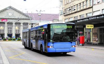 У Чернівцях комісія з ратуші перевірить скандальну закупівлю швейцарських тролейбусів