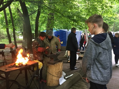 «Вони прибуткові»: у Чернівцях відбувся ярмарок робітничих професій