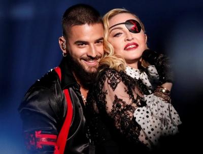 Мадонна особисто підтвердила свій виступ на Євробачення