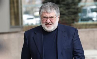 Коломойський вперше за два роки прилетів в Україну