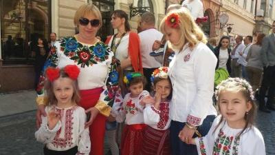 День вишиванки у Чернівцях: програма заходів