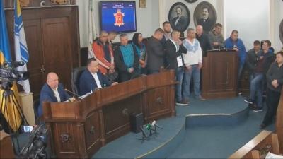 Чернівецька міськрада знову оголосила перерву в роботі березневої сесії