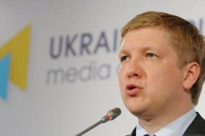 Коболєв: Газові переговори поновляться після розмови Зеленського з Путіним
