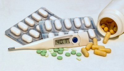 Українців знову атакує грип - за тиждень 97 тисяч хворих