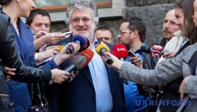 Коломойський вже у Києві - ЗМІ