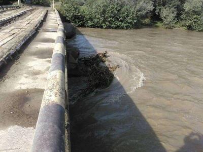 Рятувальники попередили про «велику воду» на річках Буковини