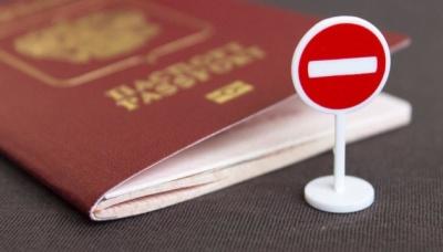 Жителям окупованої частини Донбасу з російськими паспортами можуть заборонити в'їзд до Євросоюзу