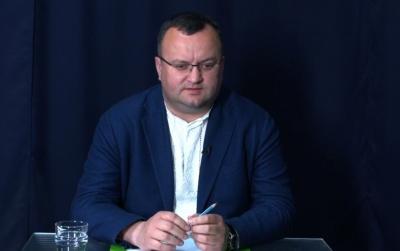 Каспрук анонсував кадрові зміни серед чиновників Чернівецької міськради