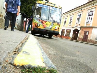 У Чернівцях стартує ремонт вулиці Руської: як курсуватиме транспорт