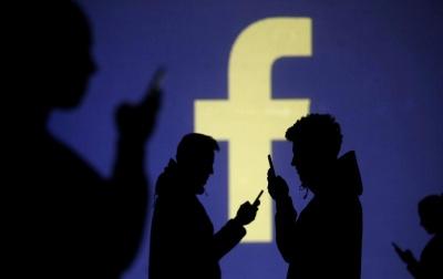 У роботі Facebook знову стався збій